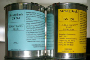 Strongback Epoxy Products