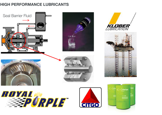 RO-QUIP High Performance Lubricants