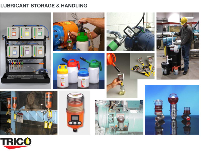 RO-QUIP Lubricant Storage and Handling