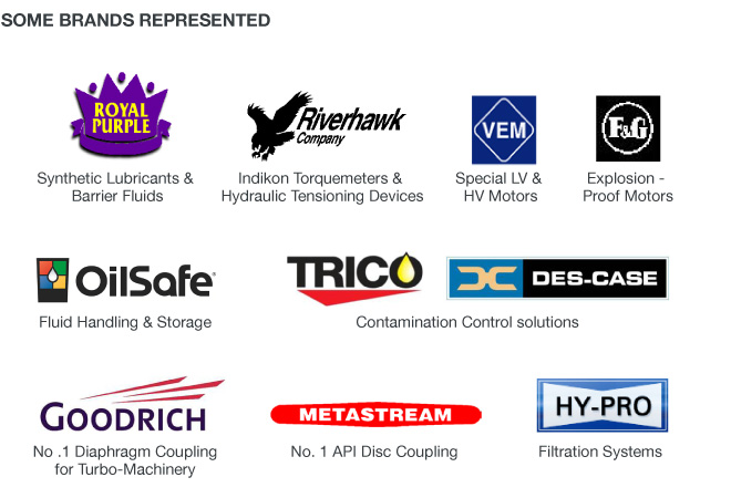RO-QUIP Total Lubrication Management Solutions Brands